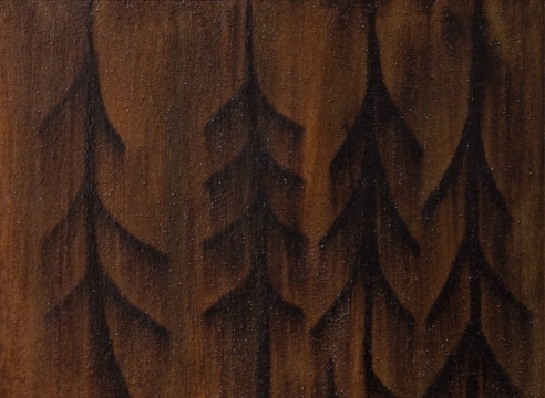 ALICE RAHON (1904-1987), Untitled (Wheat Detail), c. 1940