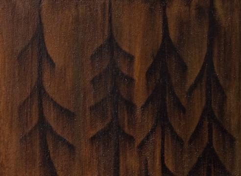 ALICE RAHON (1904-1987), Untitled (Wheat Detail), c. 1940