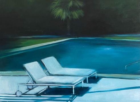 Scott Yeskel , Long Summer, 2021
