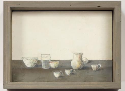 VIRGINIA MCCRACKEN , Untitled Still Life, 2020