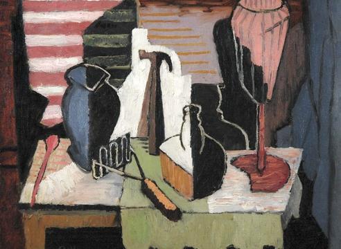 BURGOYNE DILLER (1906-1965)