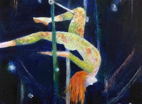 MICHELE ZUZALEK , Balance Brings Flow, 2020