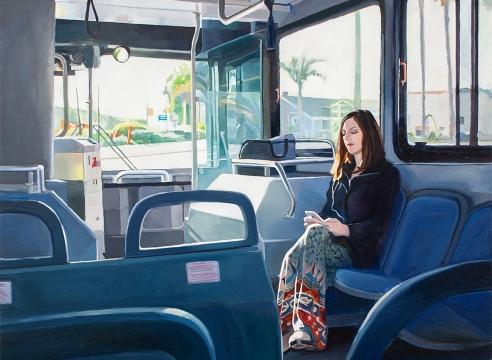 PATRICIA CHIDLAW, Metropolitan Transport, 2020