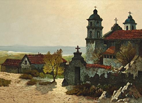 EDWIN DEAKIN (1838-1923)