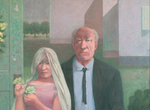 RICHARD HAINES (1906-1984), Father of the Bride, 1976