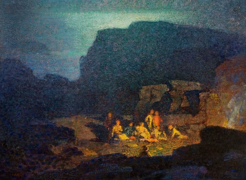 Edward Potthast (1857-1927)