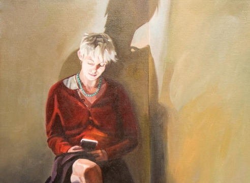 PATRICIA CHIDLAW, Nuria's Cell Phone,