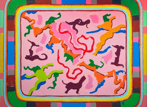 PETER KRASNOW (1887-1979), Untitled, December 13, 1971