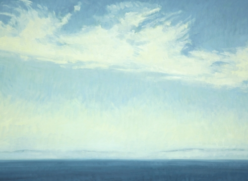 NICOLE STRASBURG, Across the Channel, 2011