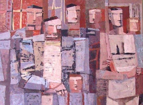 RICHARD HAINES (1906-1984)