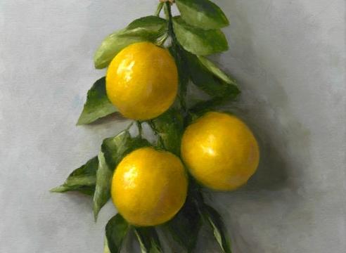 SARAH LAMB, Meyer Lemons