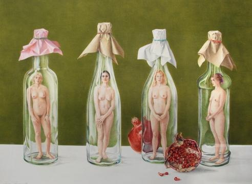 JEAN SWIGGETT, The Collection I, 1981