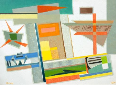 WERNER DREWES, Untitled, 1978