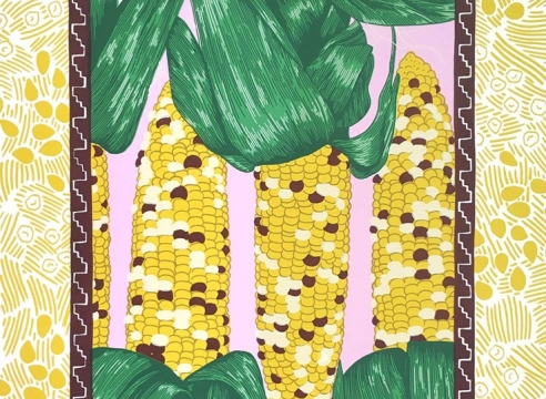 CLAUDIA  BORFIGA, Maize,