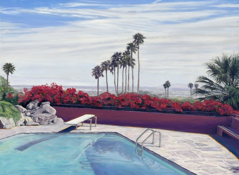 MARY AUSTIN KLEIN , Palm Springs Dream VII, 2020