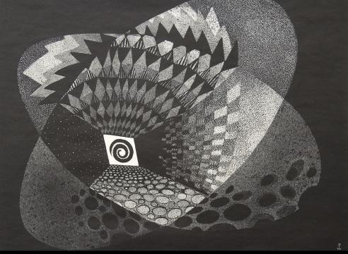 JUNE WAYNE (1918-2011), The Target, 1951
