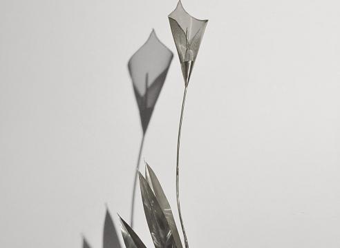 Ken Bortolazzo Calla Lillies Sculpture