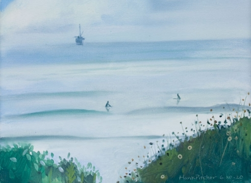 HANK PITCHER, 2 Surfers, 6/20/20