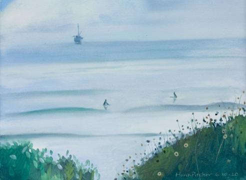 HANK PITCHER, 2 Surfers, 6/20/20
