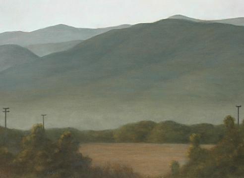 SARAH VEDDER, Carpinteria Field, 2005
