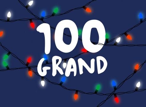 100 GRAND, 2018