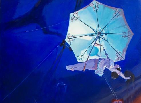 PATRICIA CHIDLAW, Air Dancer, 2020