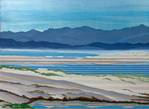 JULIKA LACKNER, Dunes, 2020