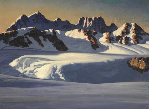 LELAND S. CURTIS (1897-1989)