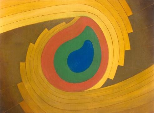 OSKAR FISCHINGER (1900-1967), Motion Painting, c. 1948