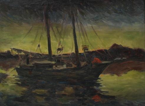 Ben Messick (1891-1981)