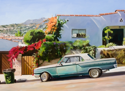 PATRICIA CHIDLAW, Hollywood, Gallaxie, 2020