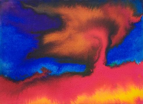 Harvey Leepa, Untitled, c. 1960