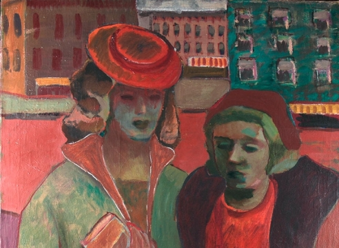 ANDERS ALDRIN (1889-1970)