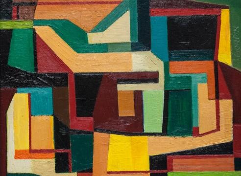 SIDNEY GORDIN (1918-1996), Untitled #18, 1937
