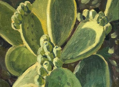 JOHN IWERKS , Cactus, 2004