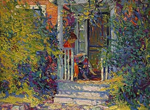 The Fall Salon of Major American Paintings