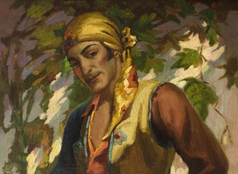 Theodore Jackman (1878-1940)