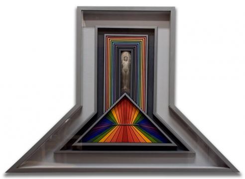 RON ROBERTSON , Pandora's Rainbow II, 1996