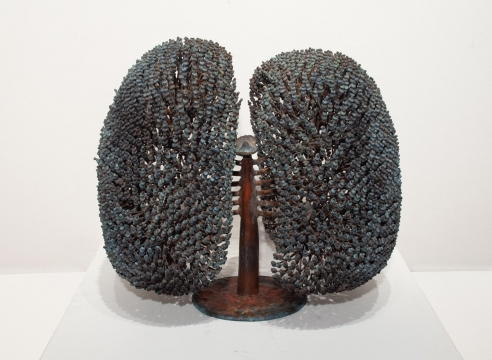 HARRY BERTOIA (1915-1978), Double Bush with Triple Tips