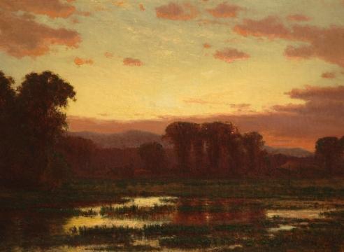 JAMES RENWICK BREVOORT (1832-1918)
