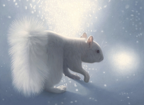 SUSAN MCDONNELL, Polar Squirrel, 2021