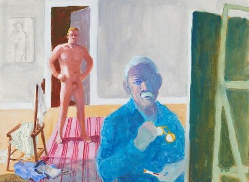 Paul Wonner (1920-2008)