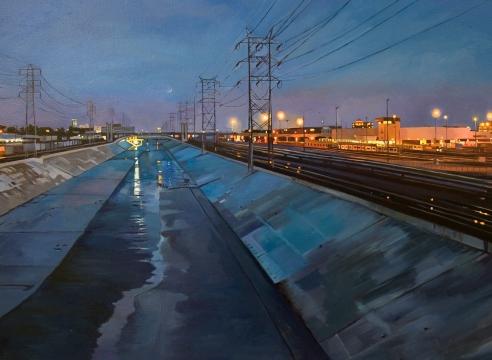 Patricia Chidlaw, Blue River