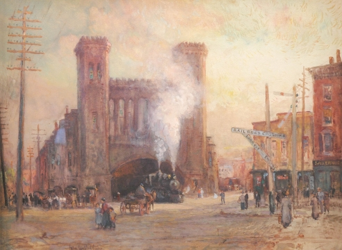 COLIN CAMPBELL COOPER (1856-1937)