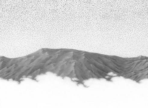 ERIC BELTZ, Fogg Morning, 2020