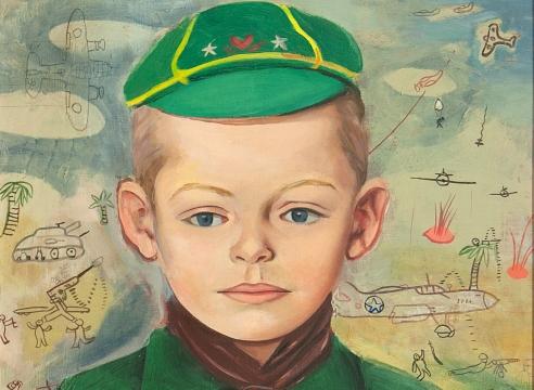 BETTY LANE (1907-1996), Nicky - 10 Year's War, Apr. 5, 1947