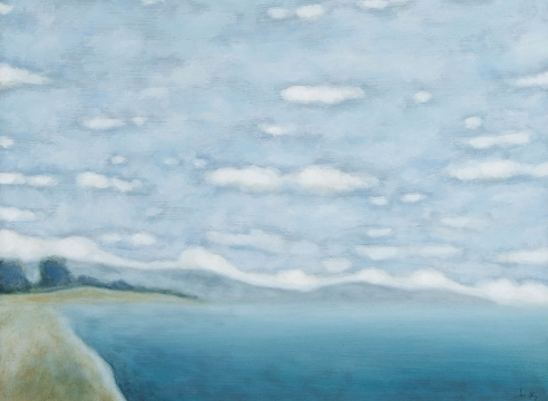 LIZ BRADY , Head in the Clouds, 2020