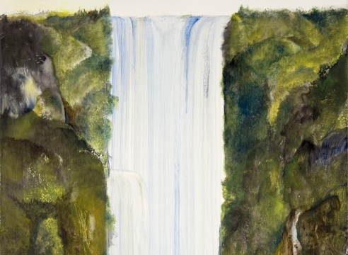 JOSEPH GOLDYNE, Small Fall I, 2005