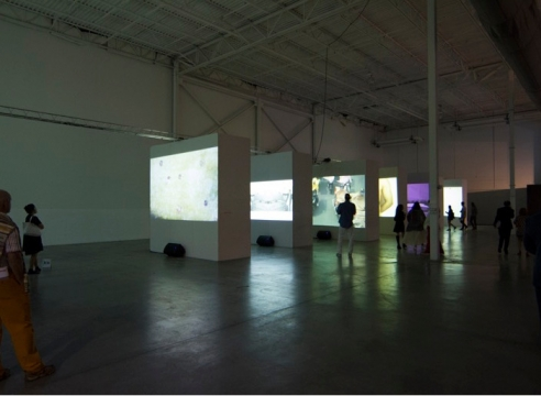 Exquisite Corpse: Moving Image in Latin American and Asian Art