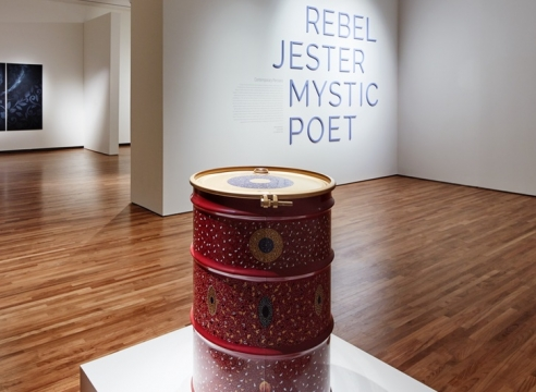 Rebel, Jester, Mystic, Poet: Contemporary Persians